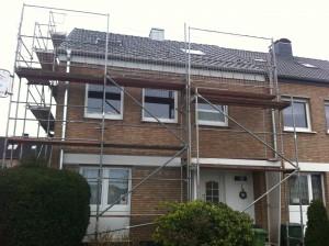 Für Dacharbeiten