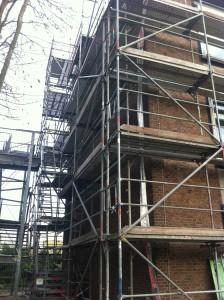 Sanierung Schulgebäuden Fassade Mönchengladbach