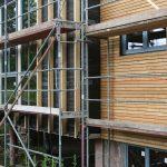 Baugerüste Neubau - Holzbau Stahlgerüst Düren